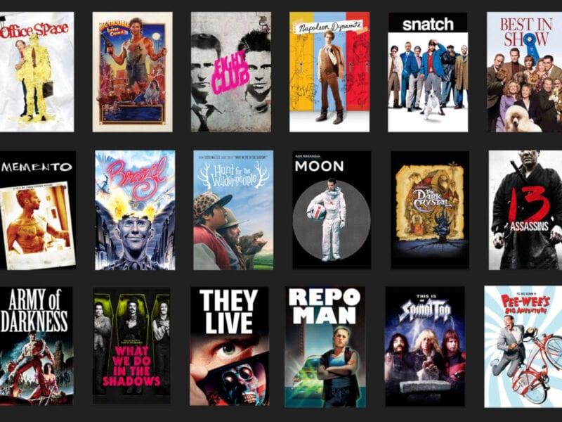 """Have you heard people talking about """"cult movies"""" or a """"cult classic""""? If you're looking for something on Netflix, we have a few titles to suggest!"""