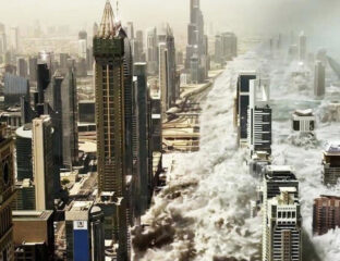 Is all the chaos in the world making you go crazy? Don't worry, us too. Check out our list of disaster movies to remind you that things can always be worse.