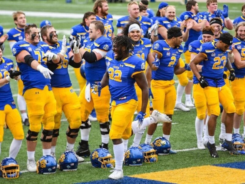 Want to watch South Dakota State vs. Sam Houston? Here's how you can live stream the football match.