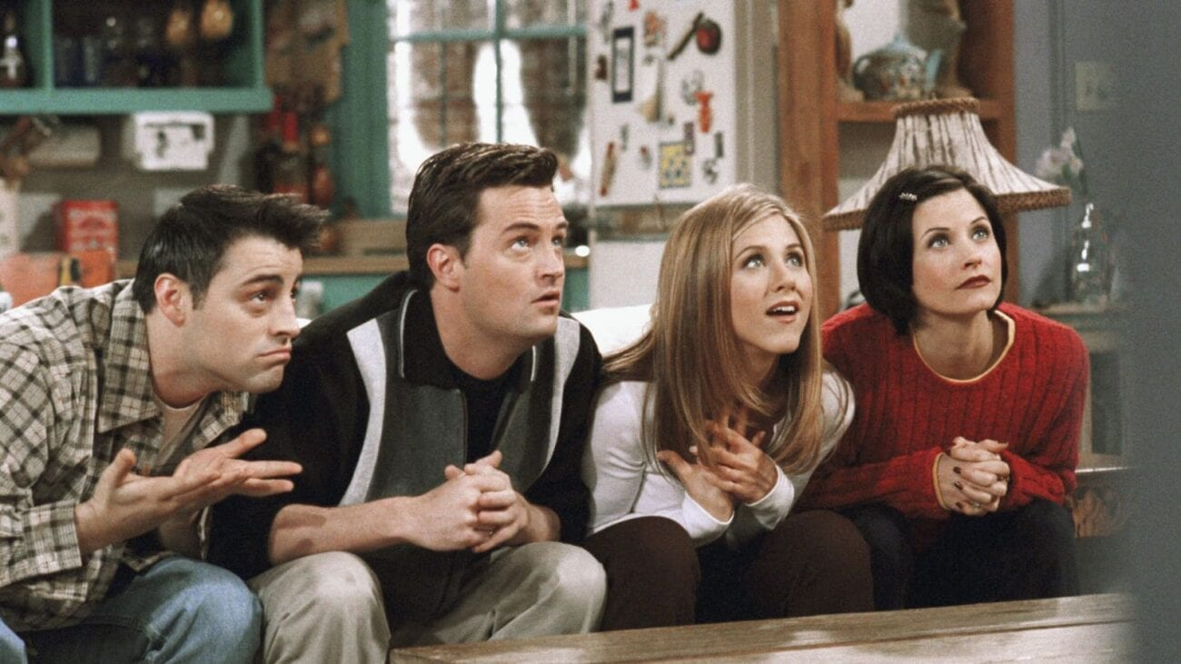 They'll be there for you like they've been there before! Here's the HBO Max's 'Friends' reunion special sneak peek.