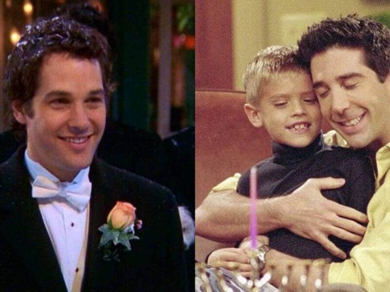 Paul Rudd and Cole Sprouse gave the 'Friends' reunion a miss. Learn the reasons why that they weren't there for the special.