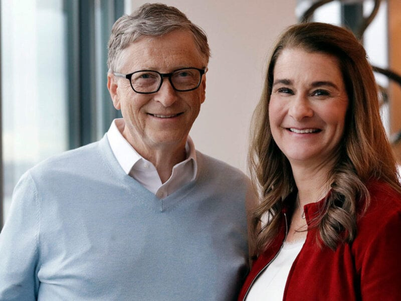 Bill and Melinda Gates are officially headed to splitsville, and of course, the internet's got jokes. Check out all the best memes on their divorce here.