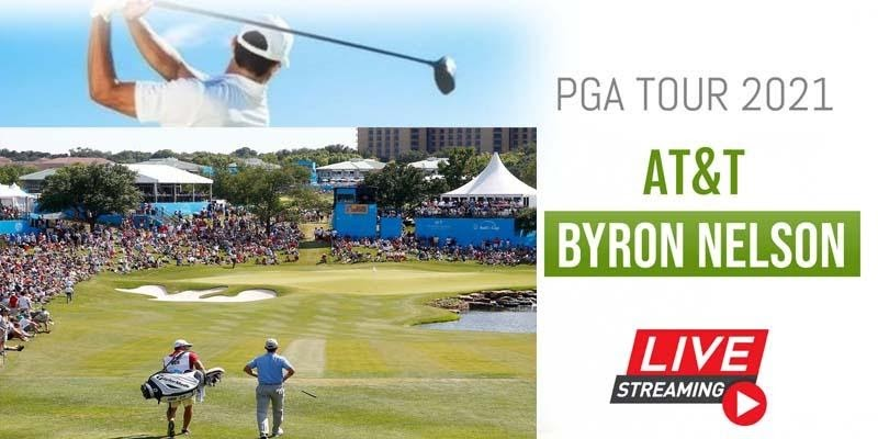 After a one year break, AT&T Byron Nelson PGA Tour tournament will back at New Home in McKinney. Watch the live stream here.