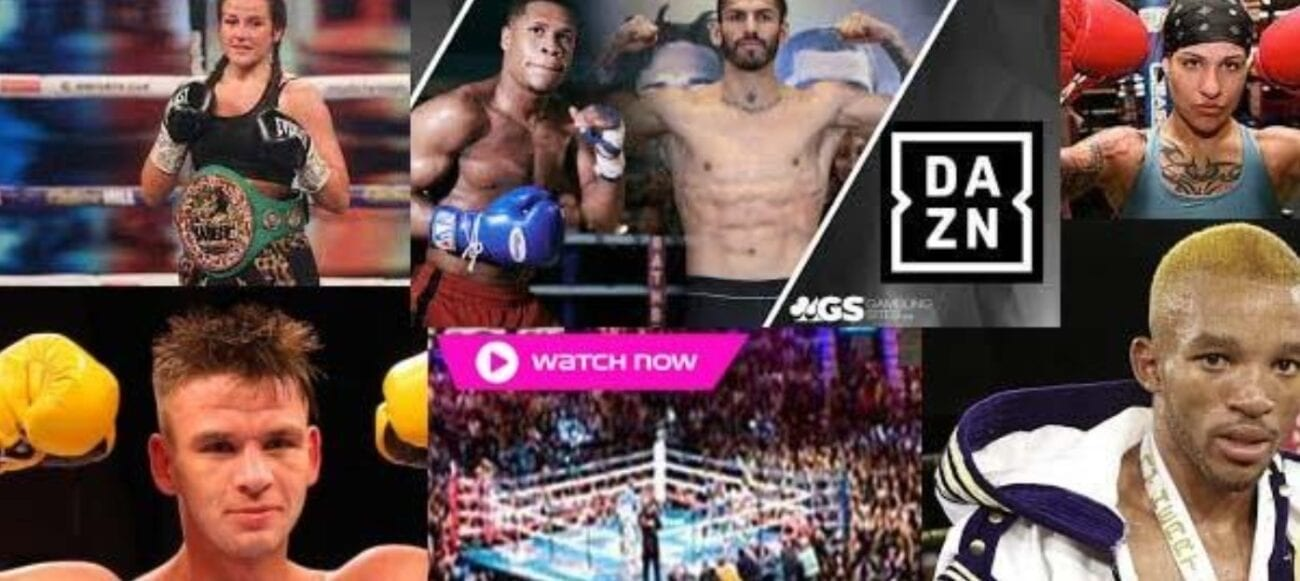 It's time for the big fight. Find out how to watch the anticipated boxing match between Haney and Linares online for free.