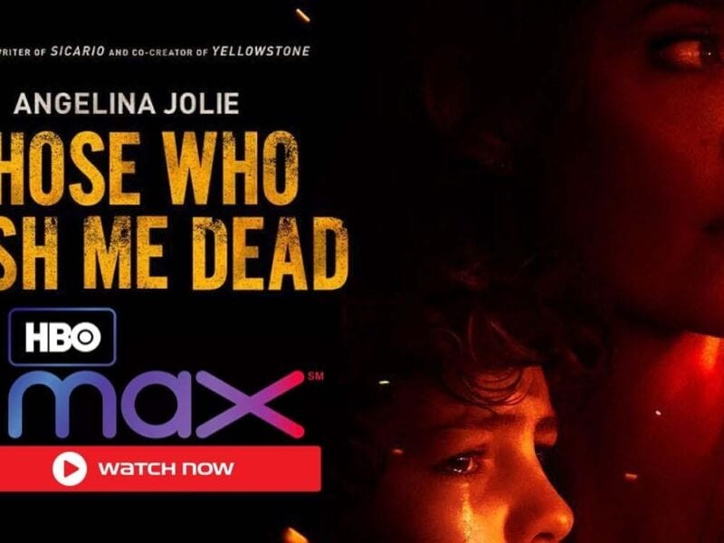 The thriller film 'Those Who Wish Me Dead' is based on Michael Koryta's novel of the same name. Here's how you can stream the new movie.