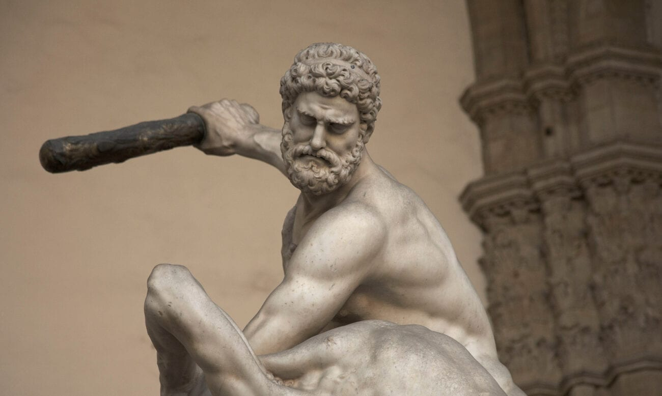 The Greek myth of Hercules lives on in tons of books, movies, and TV shows. Check out these films about one of the first superheroes in history.