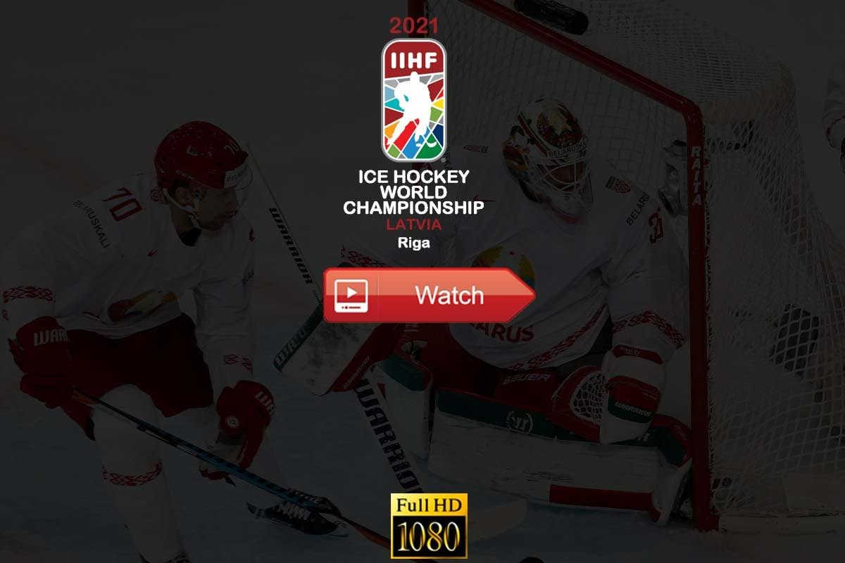 It's time for the IIHF World Championship. Find out how to live stream the hockey event online for free.