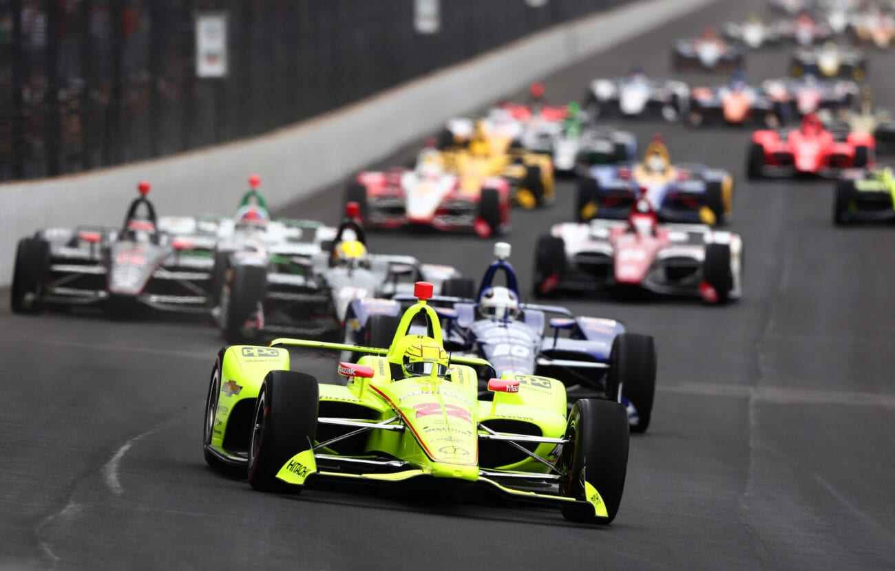 The Indy 500 is about to get underway at the world famous IMS. Find out how you can live stream the racing here.