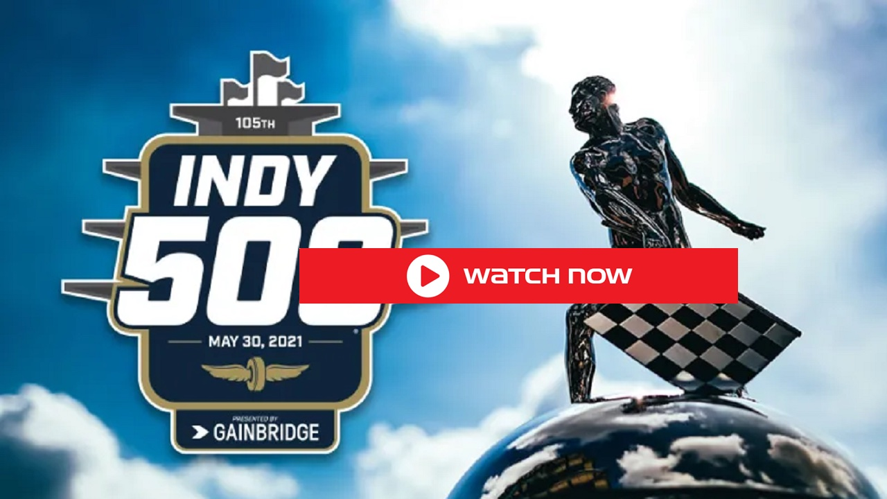 The 2021 Indianapolis 500 annual automobile race is scheduled to be a 500-mile race. Live stream the Indy 500 here.