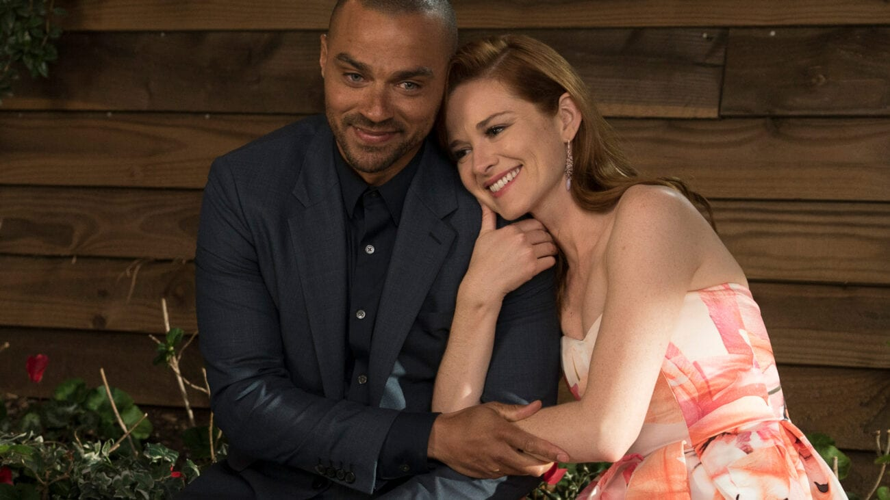 In its 17th season, 'Grey's Anatomy' has been giving us one surprise after another. Will April and Jackson *finally* reunite?