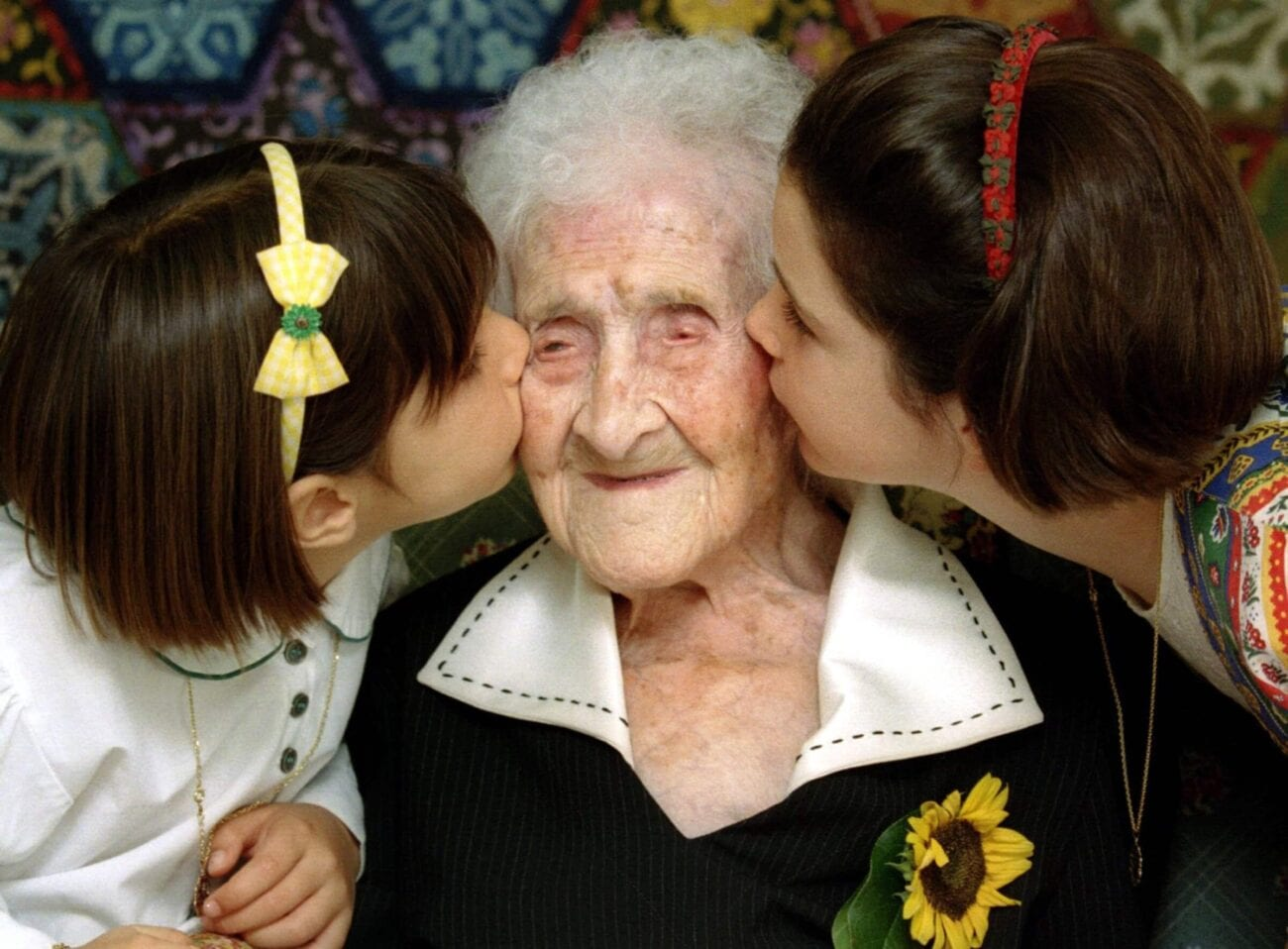Jeanne Louise Calment was named the longest living person in 1995 when she turned 120 years old. Take a gander at her long life and story!