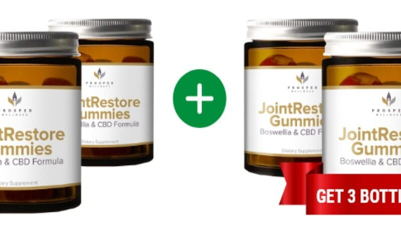 JointRestore gummies is a supplement meant to increase health. Find out whether its the right product for you with these reviews.