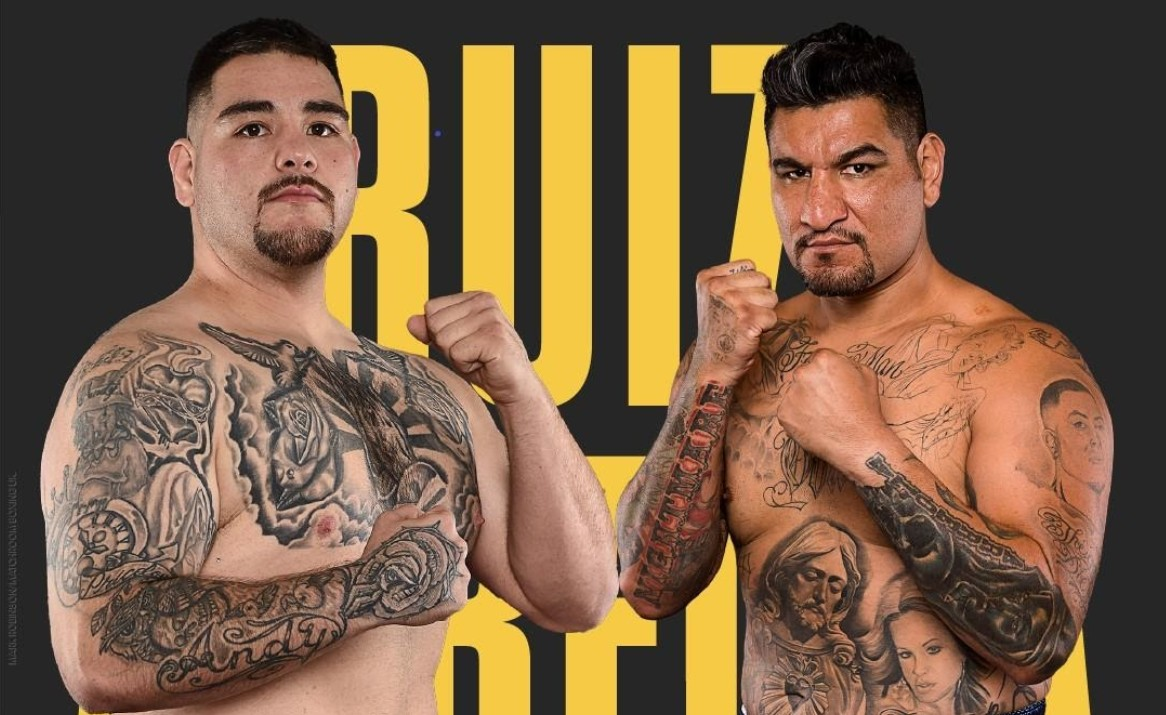 Ruiz Jr. is gearing up to face Arreola in the boxing ring. Find out how to live stream the anticipated fight online for free.