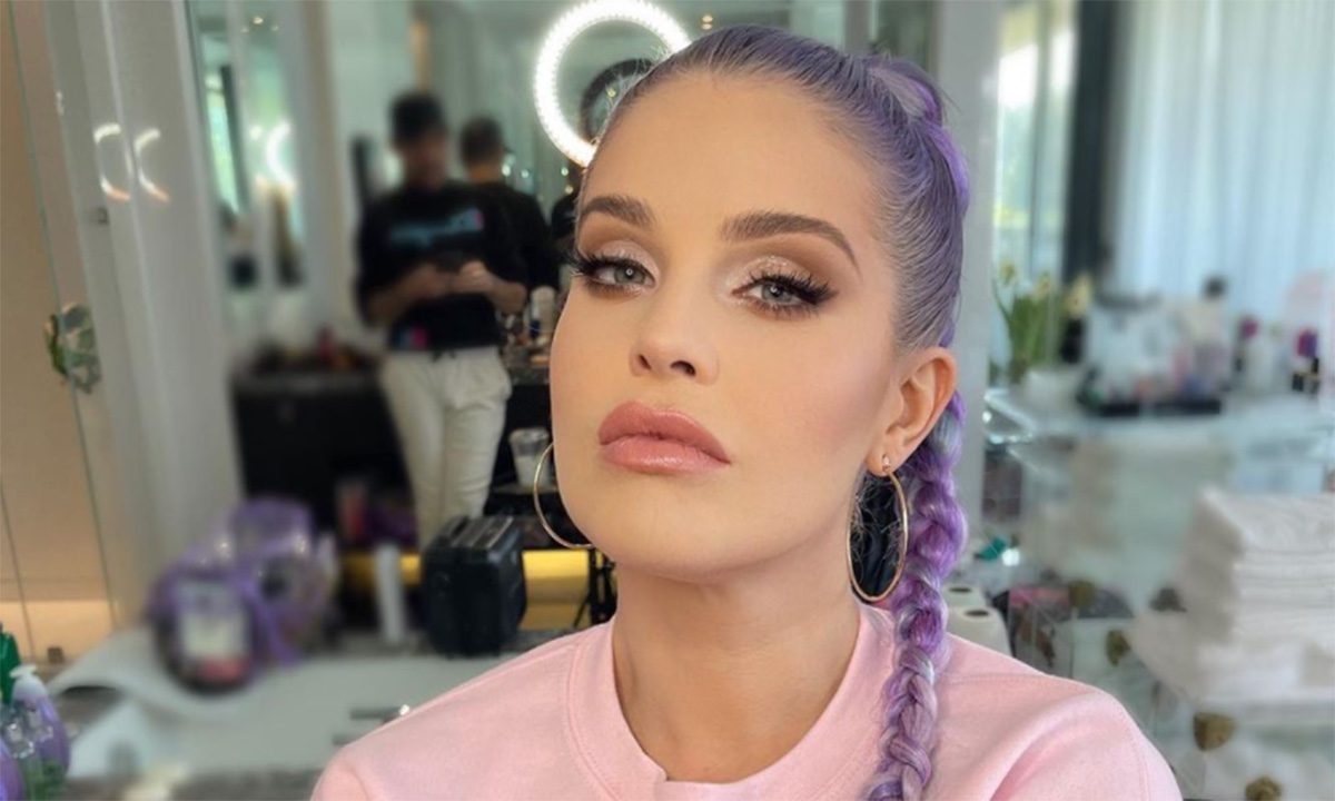 Kelly Osbourne first came into American households via 'The Osbournes' (IYKYK) back in 2002. What does she look like now?