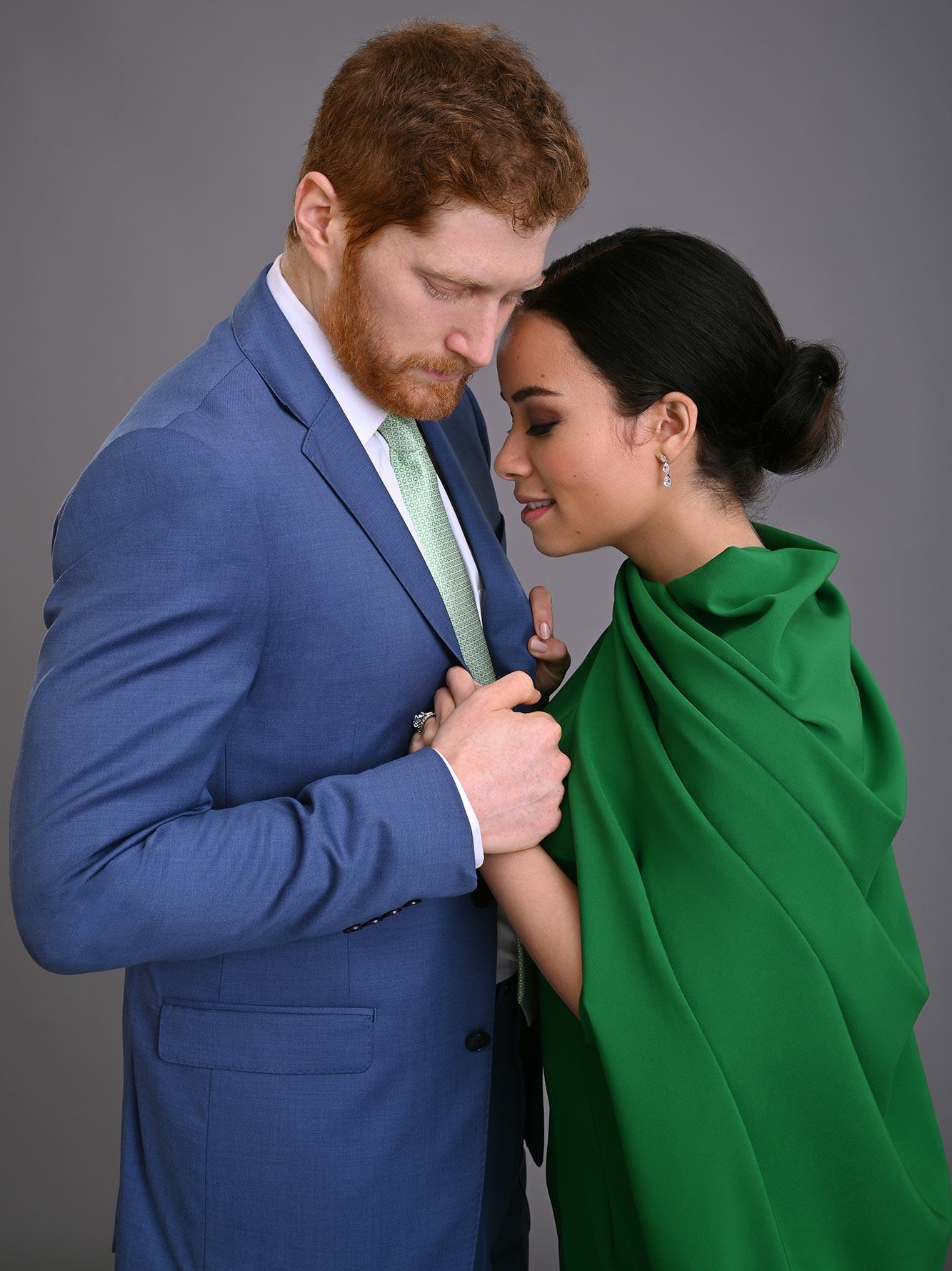 Get a sneak peek at Lifetime's new Prince Harry and Meghan movie – FilmyOne.com