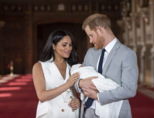 Another Lifetime movie about Prince Harry and Meghan Markle? That's right, folks! A third entry in Lifetime's royal saga is on the way.