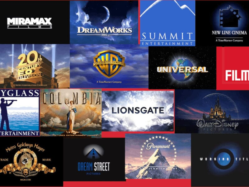How much work went into creating the most iconic movie logos? Check out the logo history for the top five film studios in existence, and see for yourself.