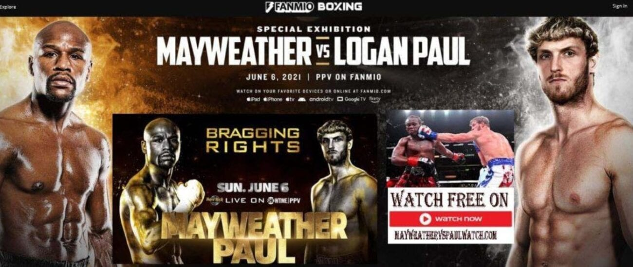 Mayweather is ready to take on Logan Paul in the ring. Find out how to live stream the boxing event online for free.