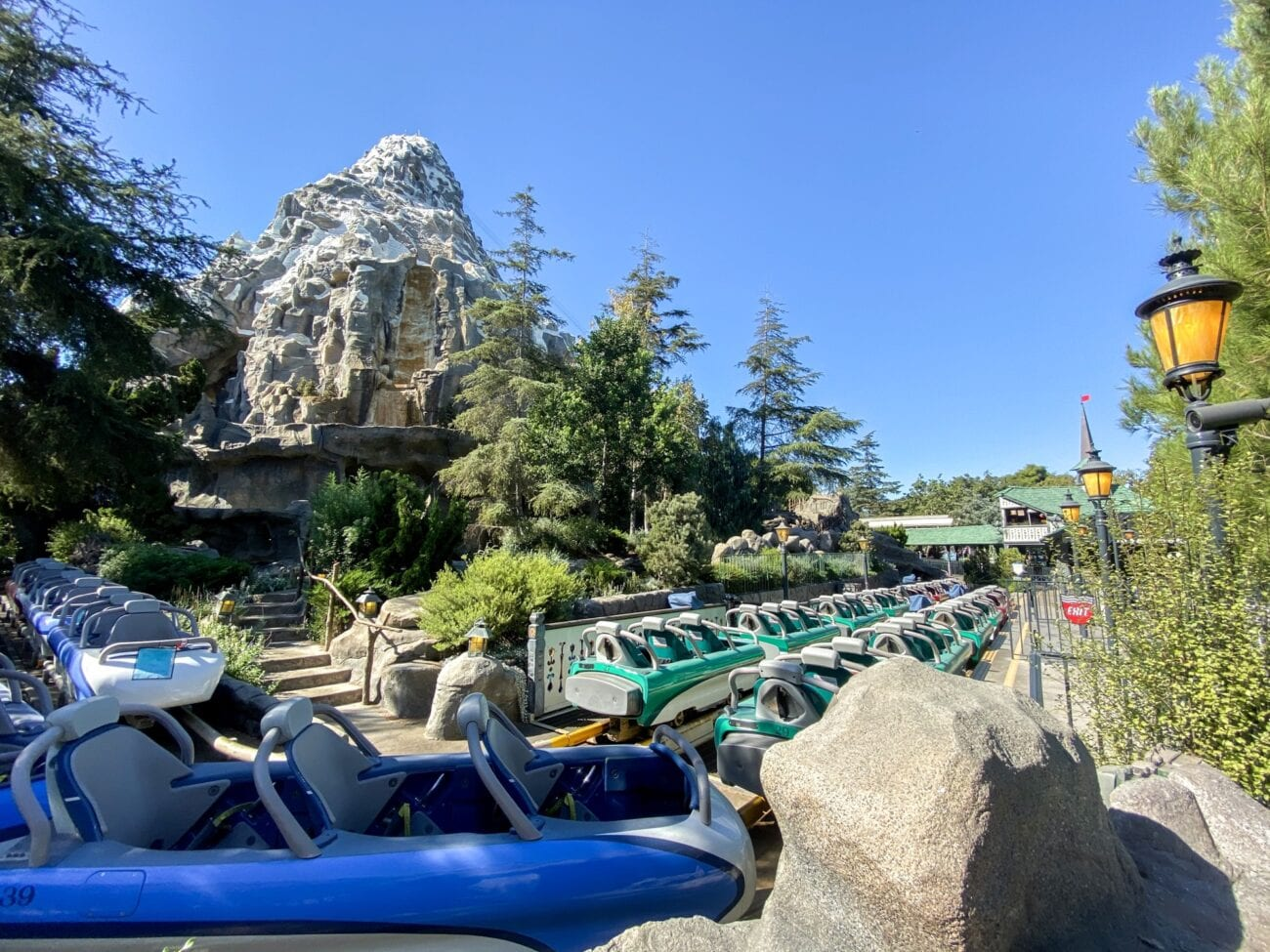 Even with Disneyland now officially back open, the beloved Matterhorn Bobsleds are still shut down. Just how long will it take to repair this ride?