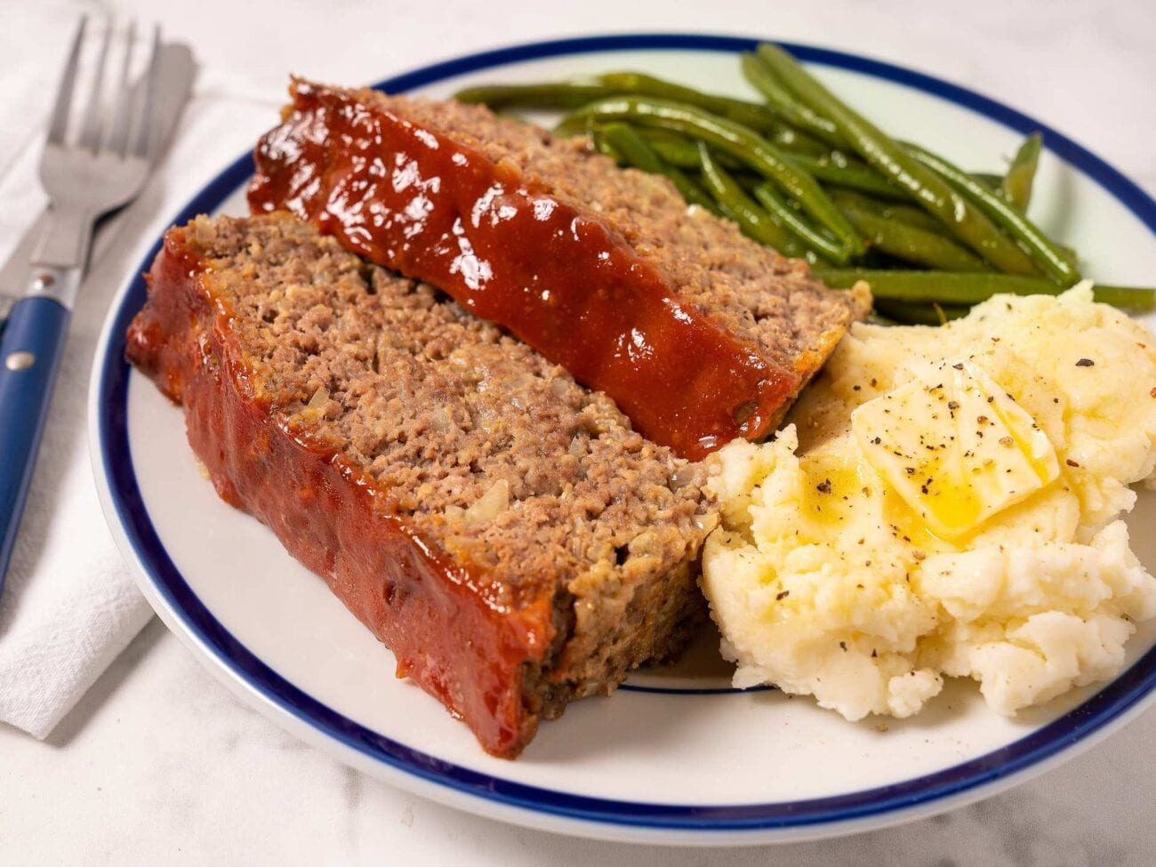 A nice, home-cooked meal is one of the best things to end your day. In the mood for meatloaf? Taste the best recipes we have to offer.