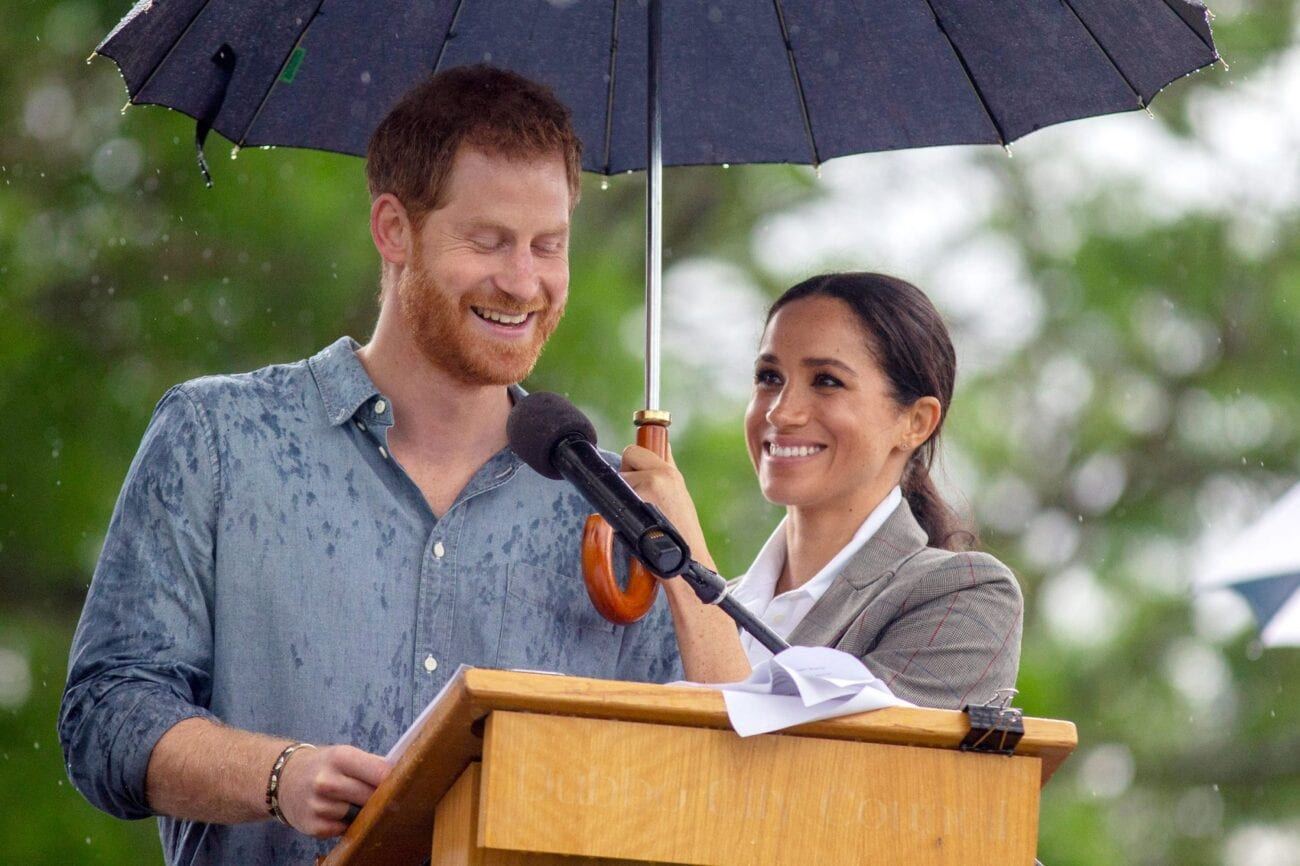Why is it that the British press is so obsessed with Meghan Markle and Harry? It's likely due to their constant push back against Royal tradition, we think.