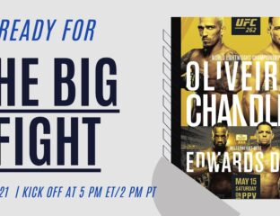 Here's a guide to everything you need to know about UFC 262: Oliveira vs. Chandler including prelims fights live stream on Reddit.