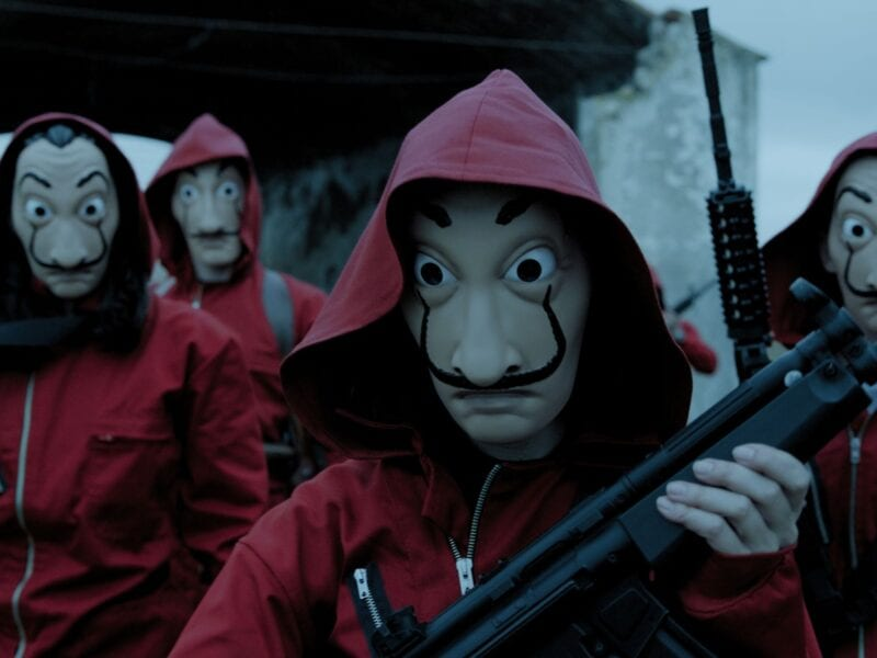 Itching for more 'Money Heist'? Netflix is prepared to scratch it! Find out when the new release dates are for this thrilling series.