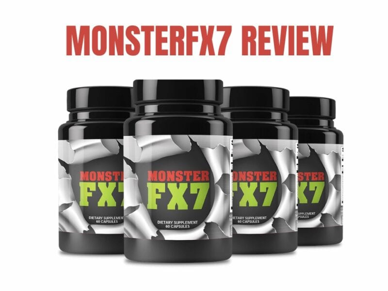 Monsterfx7 is a supplement that has been formulated with the most natural ingredients. Here's our in-depth review.