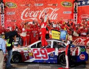 NASCAR is headed to Charlotte Motor Speedway this weekend for the longest race of the year. Here's your live stream for the Coca Cola 600.