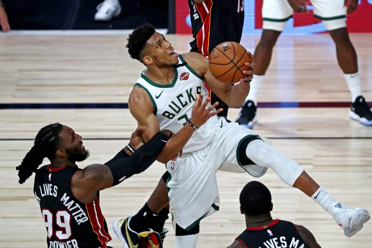 Bucks vs. Heat NBA Playoff games will be split between ESPN and TNT. Here's how you can watch the live stream for free.