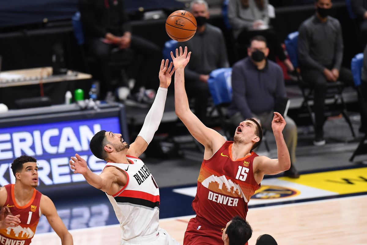 Nuggets will face Trail Blazers on 22nd May 2021. Here's how you can watch the 2021 NBA playoffs via this live stream.