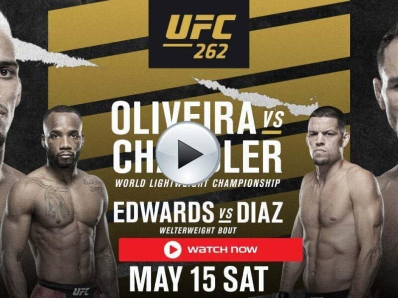 UFC is here. For those who want to watch the MMA fight in real time, check out these live stream methods.