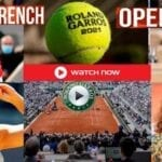It is the 125th edition of the French Open and the second Grand Slam event of 2021. Here's how to live stream the matches.