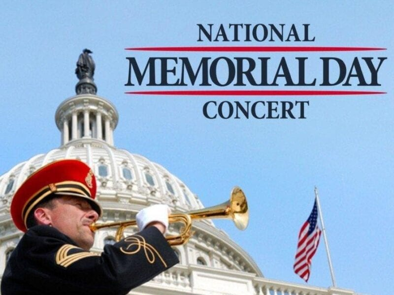 It's time for the National Memorial Day Concert 2021. Find out how to live stream the concert online for free.