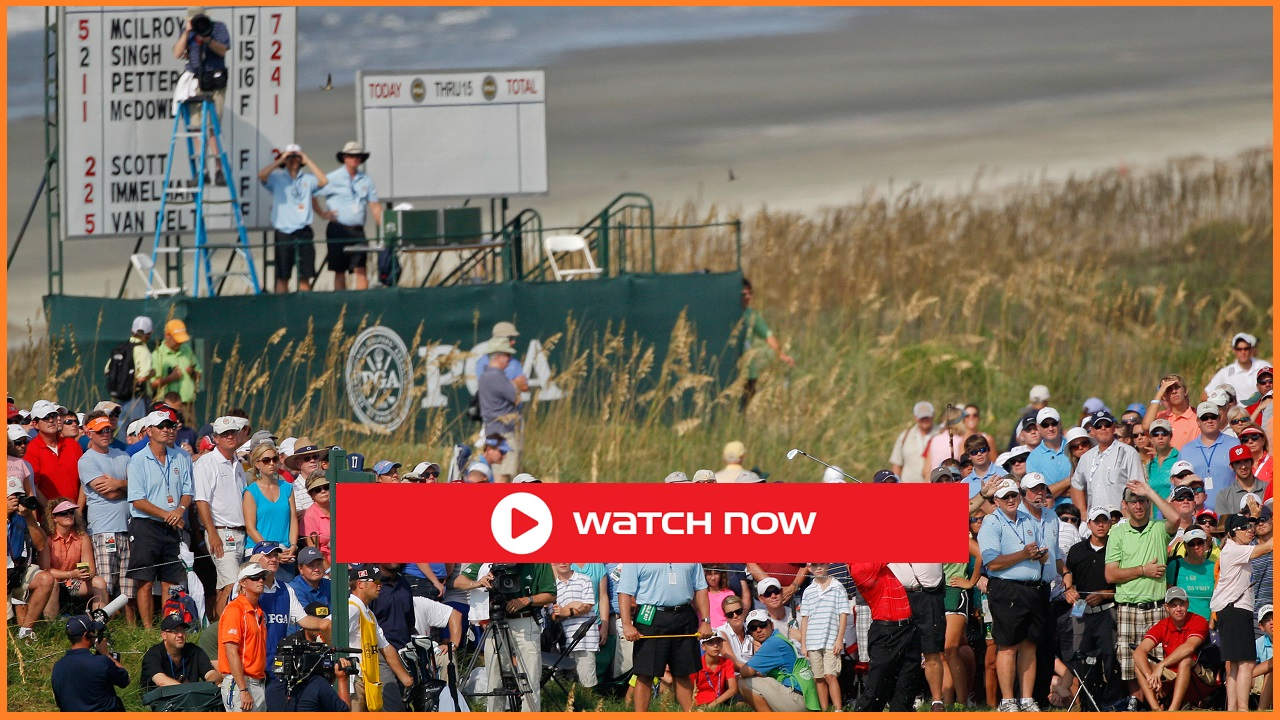 The 2021 PGA Championship will be contested at The Ocean Course at Kiawah Island Golf Resort. Watch the live stream on Reddit now.