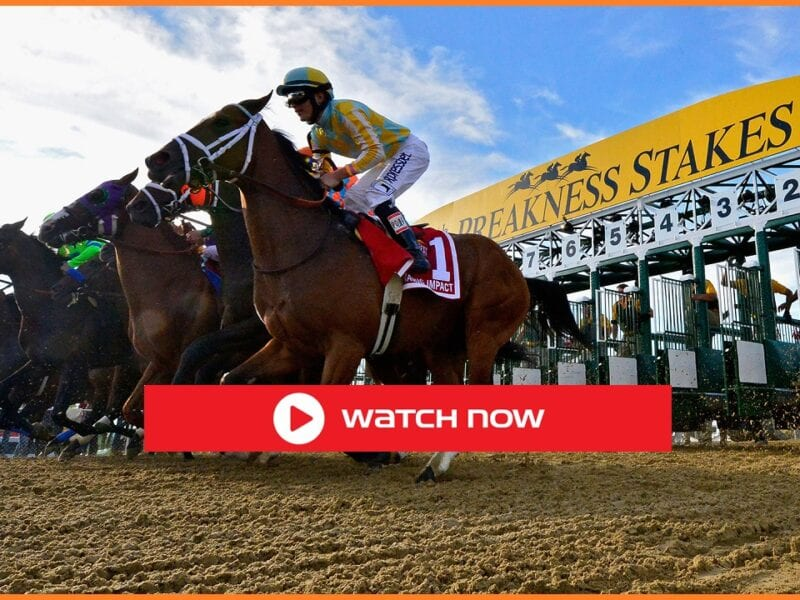 Medina Spirit was impressive in his wire-to-wire win at the Kentucky Derby. What will happen next? Tune into the Preakness Stakes 2021 here.