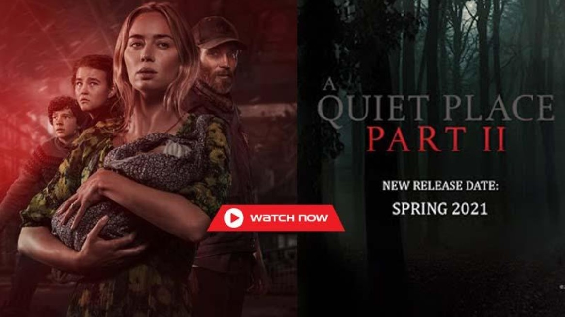 'A Quiet Place' is back. Find out how to stream the horror blockbuster 'A Quiet Place Part II' online for free.