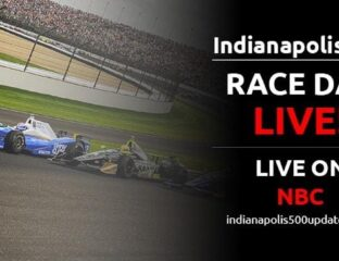 When is the 2021 Indianapolis 500? What TV will the race be on? Here's how you can live stream the Indy 500.