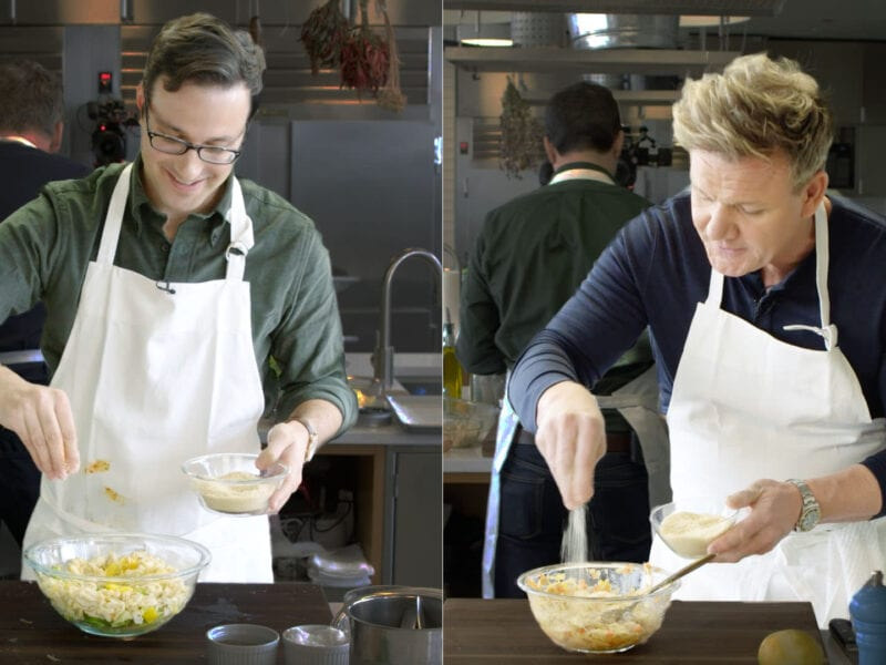 Even if you're not a culinary freak, Gordon Ramsay's name is hard to miss. Let's look at his roles leading up to one of his latest shows, 'Next Level Chef.'