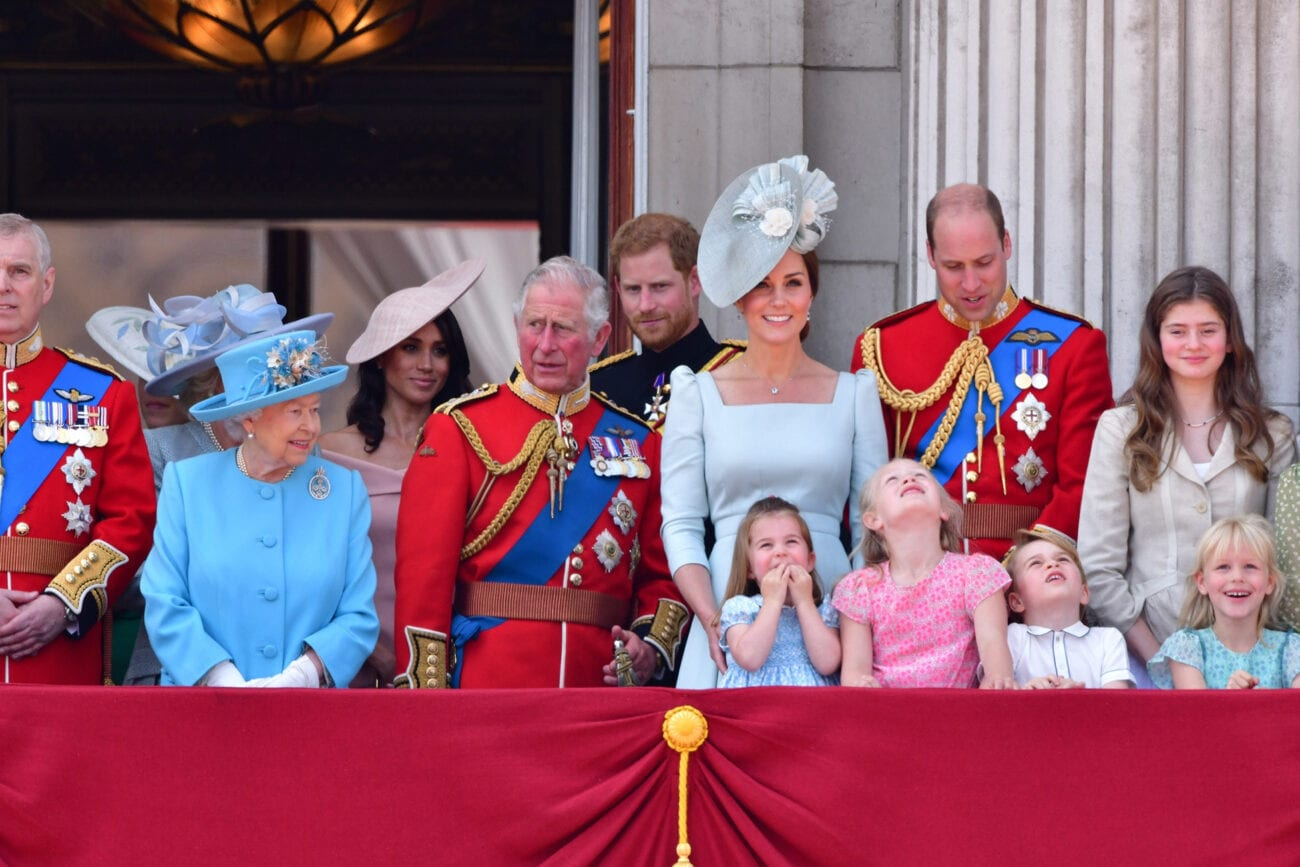 Prince Philip has passed away, and Prince Harry left royal duties, so how does the royal family tree in England look? See the line of succession here.