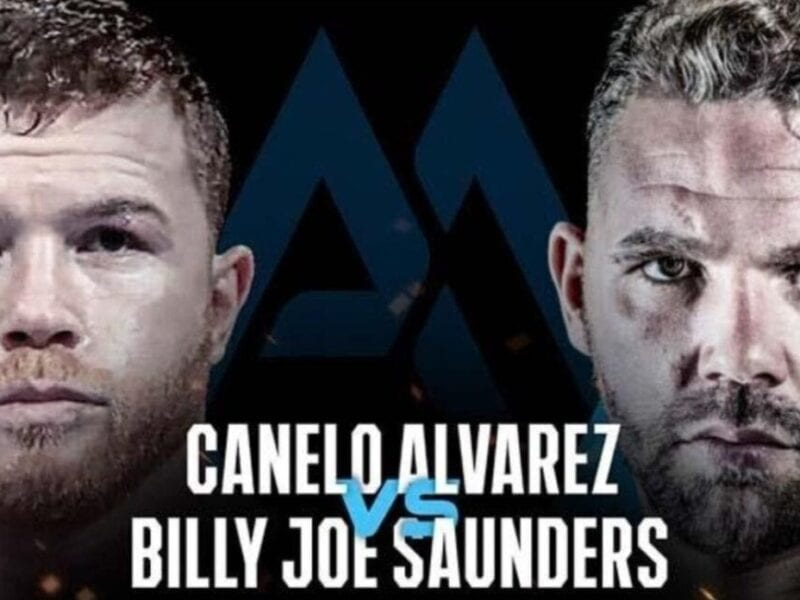 Canelo is ready to take down Saunders in the ring. Find out how to live stream the boxing match online for free.