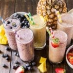 Working out takes a lot of, well, work. Green smoothies give you a new, fun & delicious blend to taste. Grab your blenders and try out these recipes!