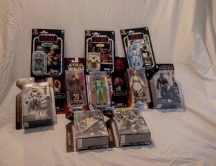In honor of not only May the 4th but 'Star Wars' 50th anniversary, Hasbro send us some toys to check out. Take a look at what's to come!