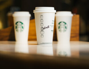 Double whip, no foam, half-caf, and five pumps of caramel. Oh, and make it soy! Check out the craziest stories about Starbucks online ordering.