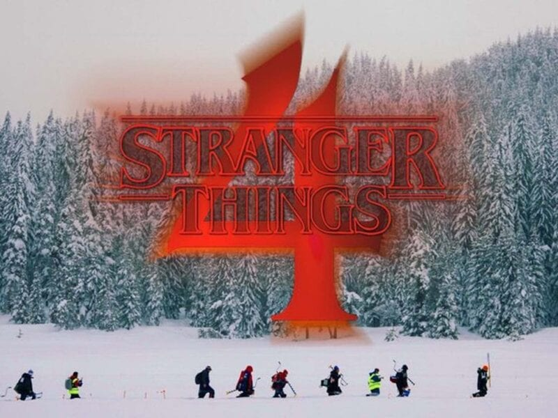 Another weird teaser for 'Stranger Things' has been released? Puzzle out if this means that we'll see the series on Netflix in the near future.