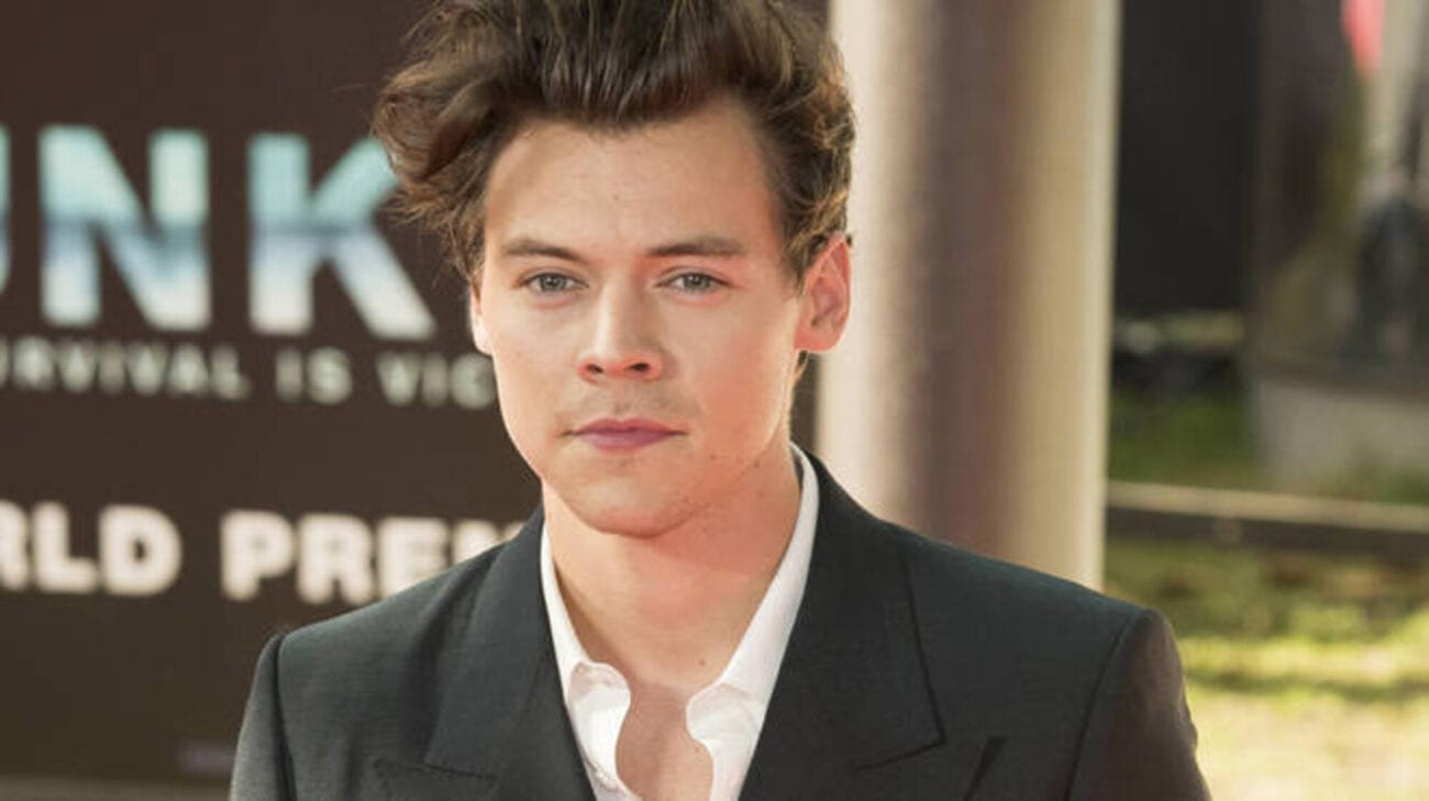We really can't wait any longer. Check out all the exciting behind the scenes shots of Harry Styles with his co-stars on set for his upcoming movie here.