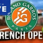 Live now, the 2021 French Open is on! Grab your tennis rackets and serve yourself every moment of the matches without cable no matter where you are.