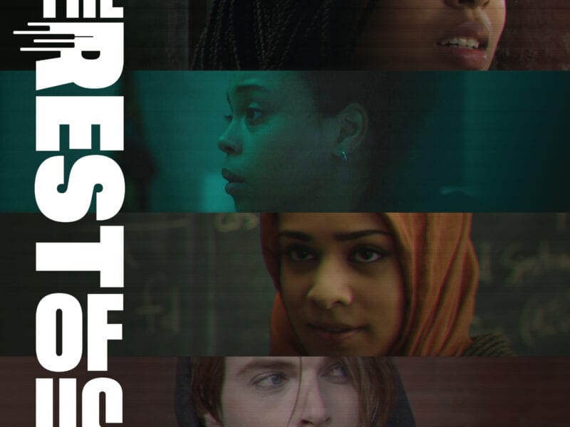 Linda G. Mills is here to bring mental health to the conversation thanks to her new film 'The Rest of Us'. Hear our interview with the director.