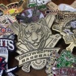 Get custom trading pins from creative designers to make your game even more exciting and unique.