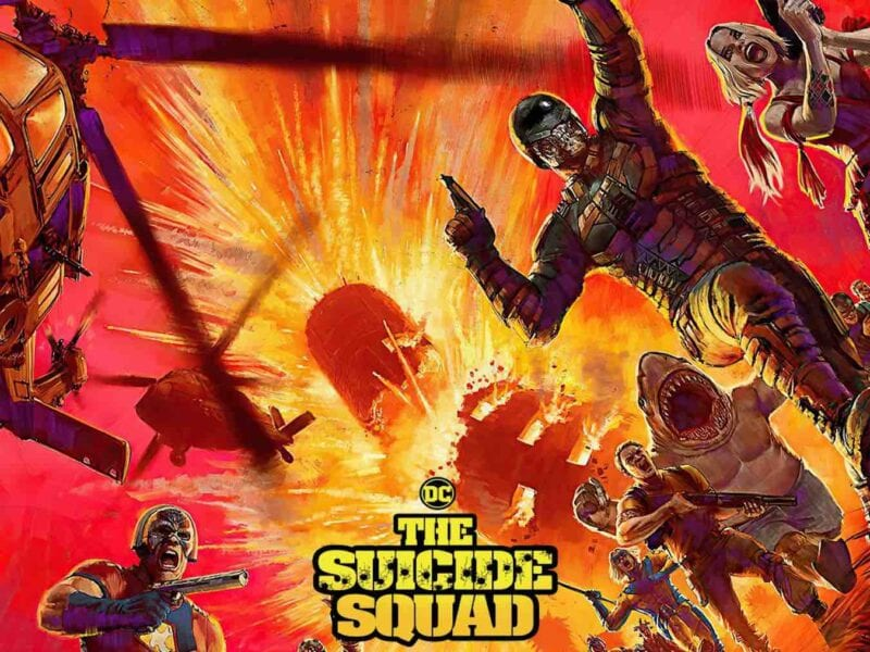 'The Suicide Squad' gets its official film rating, which, to the shock of no one, is R. Learn one surprising reason why it received the R-rating.